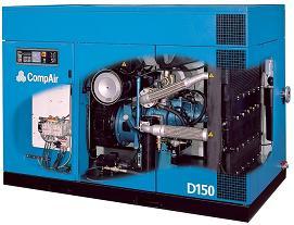compair-d75-to-d150-air-cooled-compressors