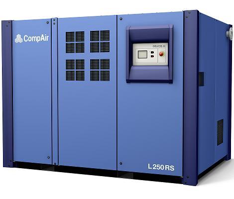 compair l250 kompresör