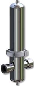 40 barg steril filtre yuvaları