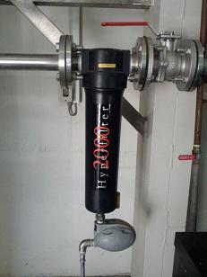 HDF-Filtre Altı