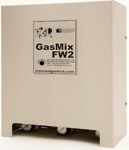 gaz mix gaz mikseri