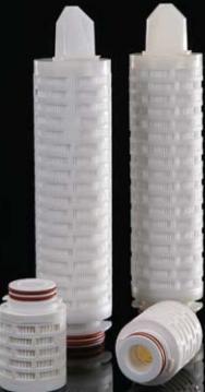 membran steril filtre kartuşu