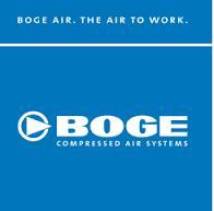 boge kompresörleri logo